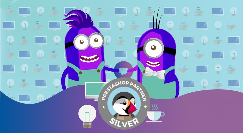 Pic Digital expert prestashop, partenaire Silver