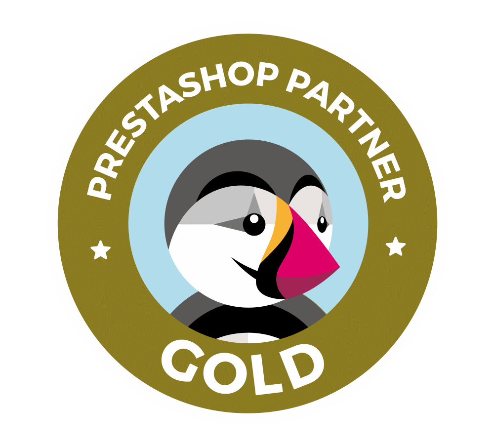Logo certification Prestashop