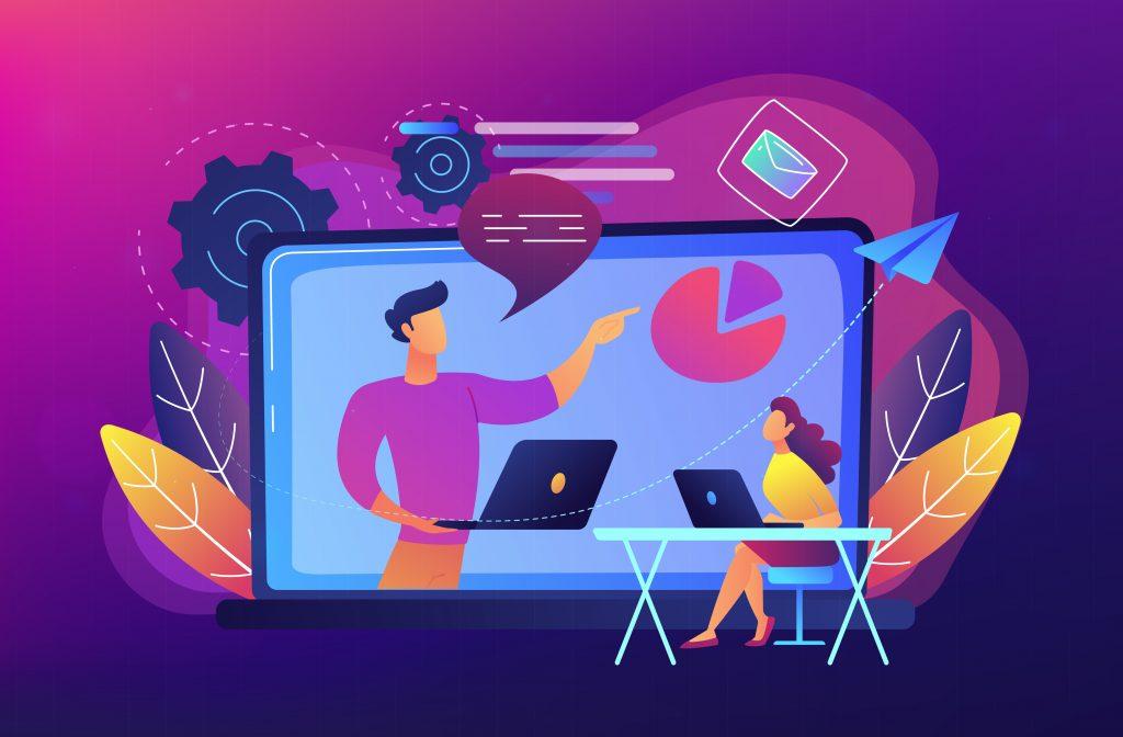 Quelles seront les tendances webdesign en 2021 ?