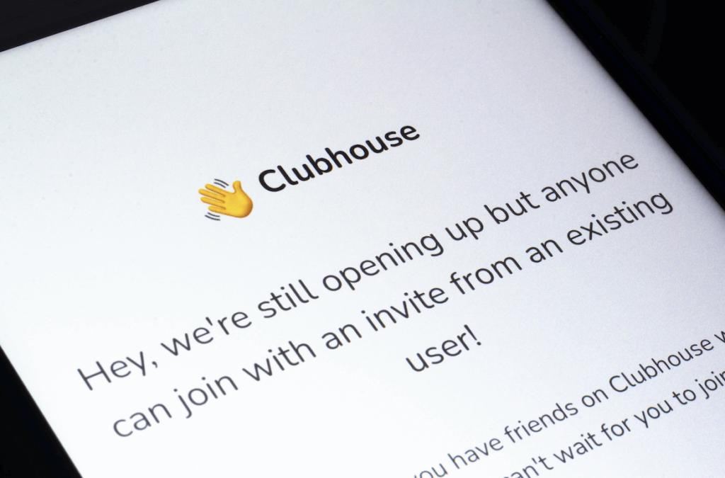 Pourquoi cette obsession autour de Clubhouse? Pic-Digital