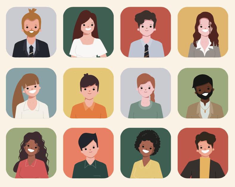 Définir ses cibles marketing buyers persona Pic-Digital