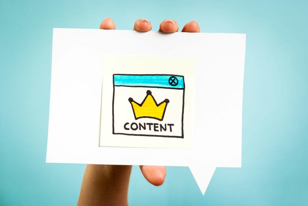 Produisez un contenu de grande qualité pour votre cible Pic -Digital